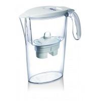 Laica clear line - fehér - vízszűrő, víztisztító kancsó - 2,3 L