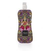 Aqua Licious összehajtható kulacs - Lotus - 400 ml