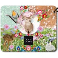 Aqua Licious összehajtható uzsonnás táska - Oh Deer