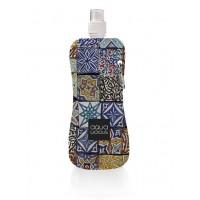 Aqua Licious összehajtható kulacs - Marrakech - 400 ml
