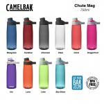 Camelbak Chute Mag Oxford - műanyag kulacs - 750ml