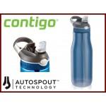 Contigo Ashland Scuba - Sportkulacs - Füst színben -  720 ml
