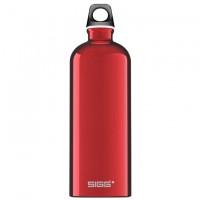 SIGG Traveller Red Svájci Fémkulacs - Piros színben - 1000 ml