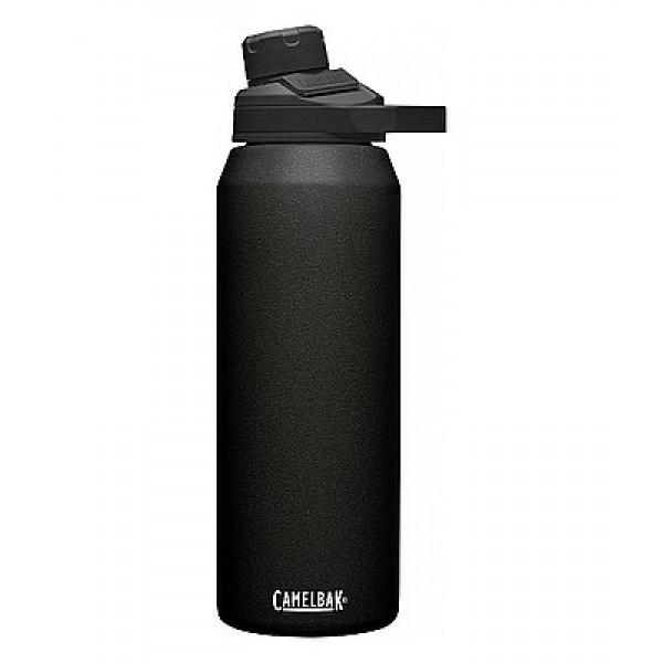 Camelbak Chute Mag Black Vacuum Insulated termosz - 1000 ml, akár 32/12 órás hőtartás