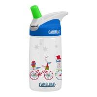Camelbak Eddy Kids - Bikes in snow - gyerek kulacs