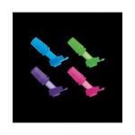 Camelbak Eddy Kids - 4 db-os színes csutora zöld lila, rózsaszín, kék színben