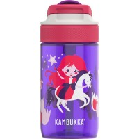 Kambukka Lagoon Magic Princess 400ml kulacs szívószállal
