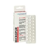 Katadyn Micropur Forte vízfertőtlenítő  és tisztító tabletta