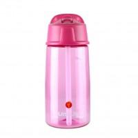 LittleLife gyerek kulacs pink - 550 ml