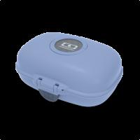 Monbento Gram Snack box uzsonnás doboz - blue Infinity