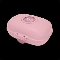 Monbento Gram Snack box uzsonnás doboz - pink Blush
