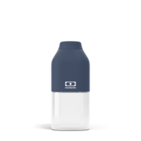 Monbento Positive S blue Infinity kulacs - 330 ml csavaros tetejű