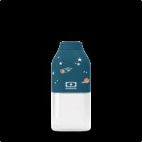 Monbento Positive S blue Cosmic kulacs - 330 ml csavaros tetejű