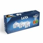 Laica Bi-Flux - vízszűrőbetét - Mineral Balance - 3db-os