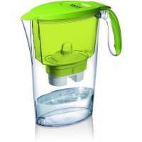 Laica clear line - zöld - vízszűrő, víztisztító kancsó - 2,3 L