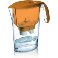 Laica clear line - narancssárga - vízszűrő, víztisztító kancsó - 2,3 L