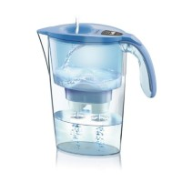 Laica clear line - kék - vízszűrő, víztisztító kancsó - 2,3 L